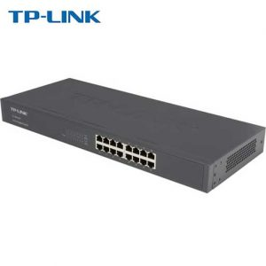 "TL-SG1016 Gigabit Switching Hub TP-LINK 16 Port (19"")"