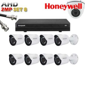 Honeywell AHD SET 8