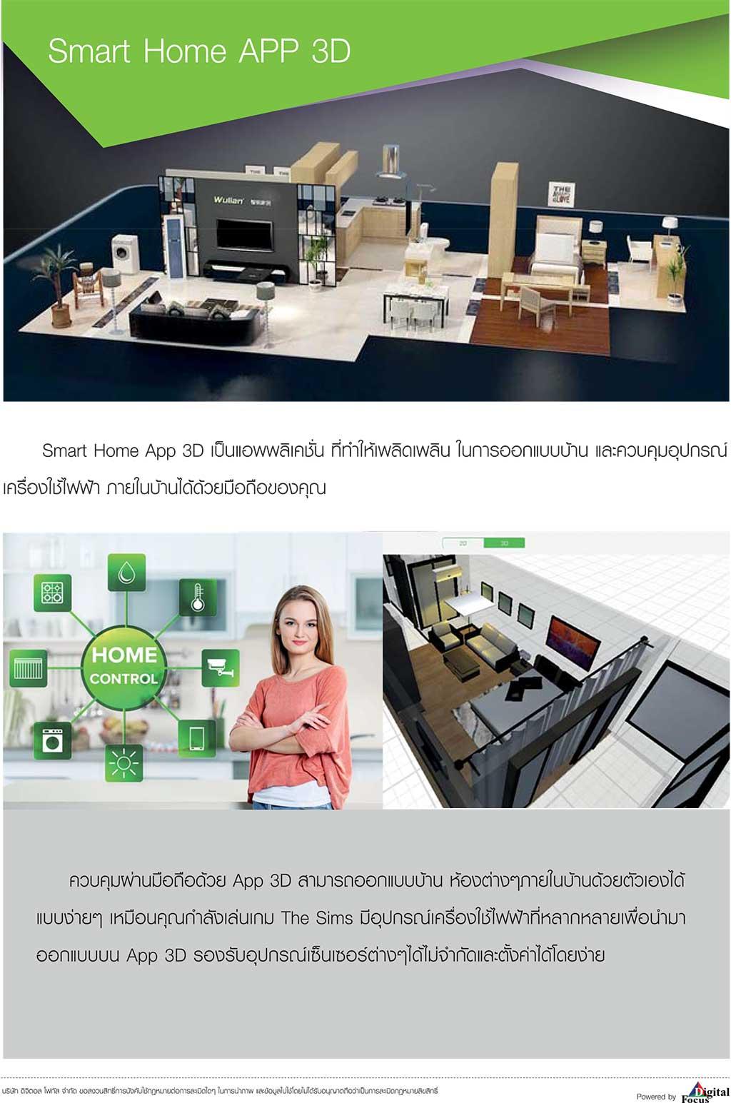 wulian smart home